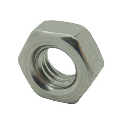 M5 LH Stainless Steel Hexagon Nut DIN 934